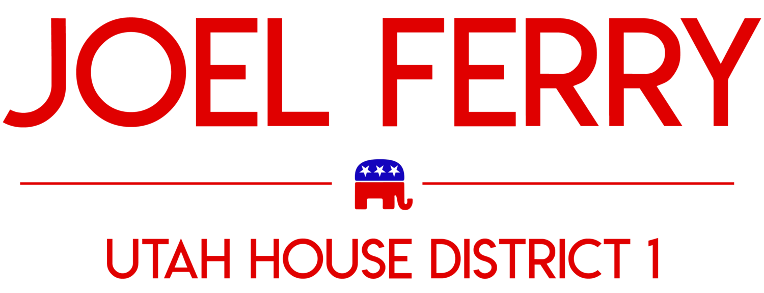 Joel Ferry - Utah House District 1