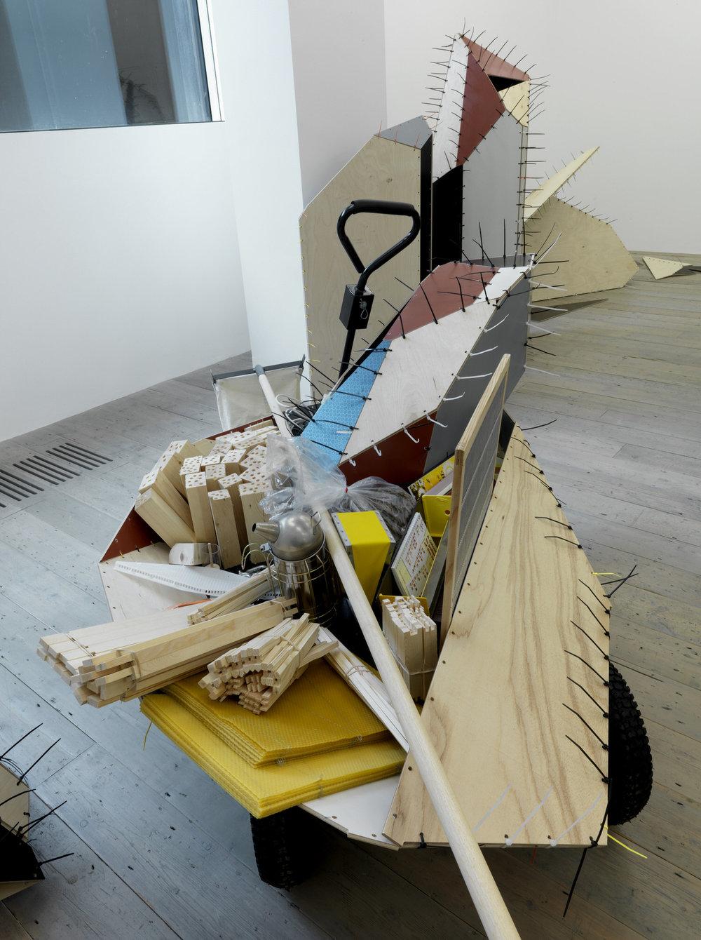 Nido Wagon Cluster, 2009