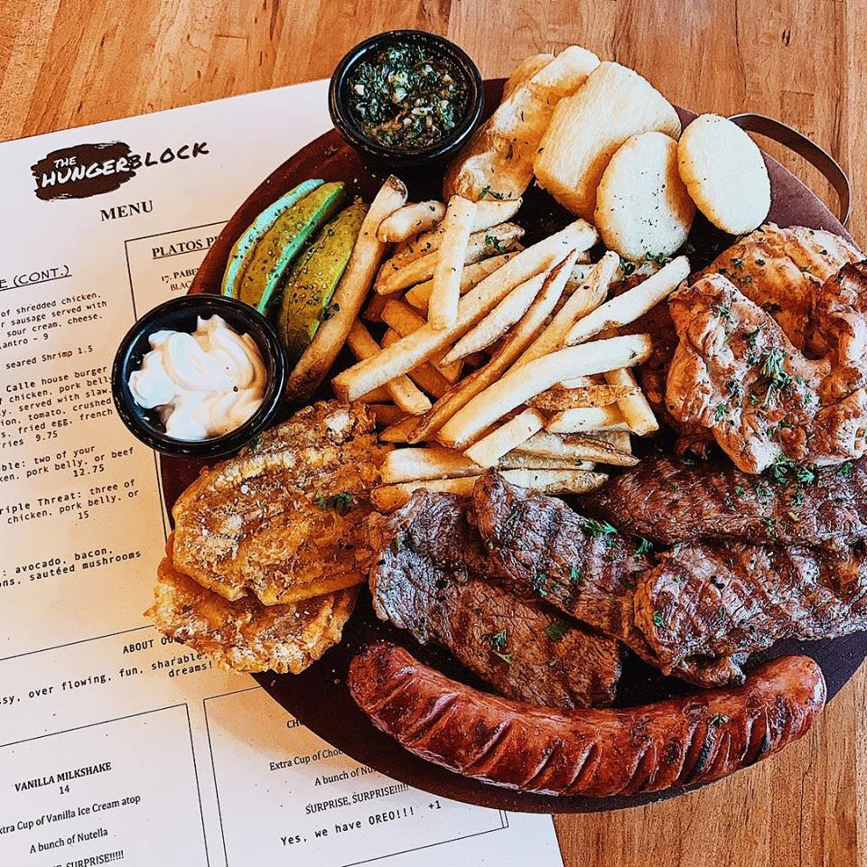 Parrilla Mixta for 2