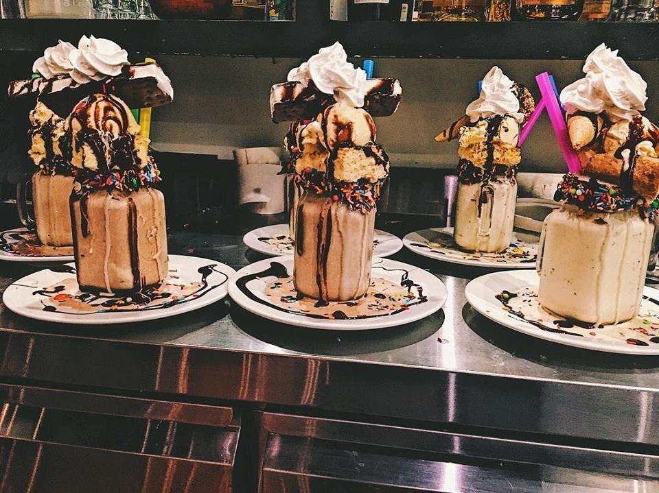 Milkshake Madness!!