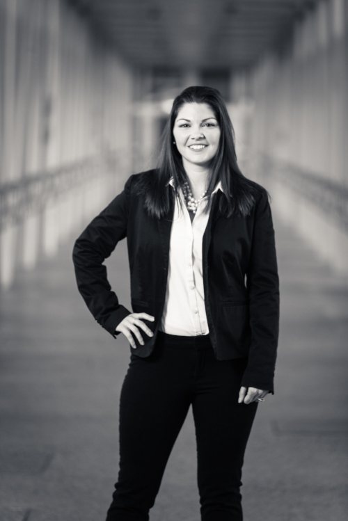 Lynsey Crantz-Allie, Owner of Allie Archival Consulting