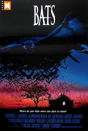 Bats the American science fiction monster horror thriller film - 1999