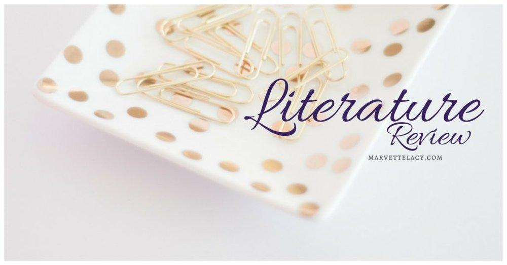 literature review qualitative