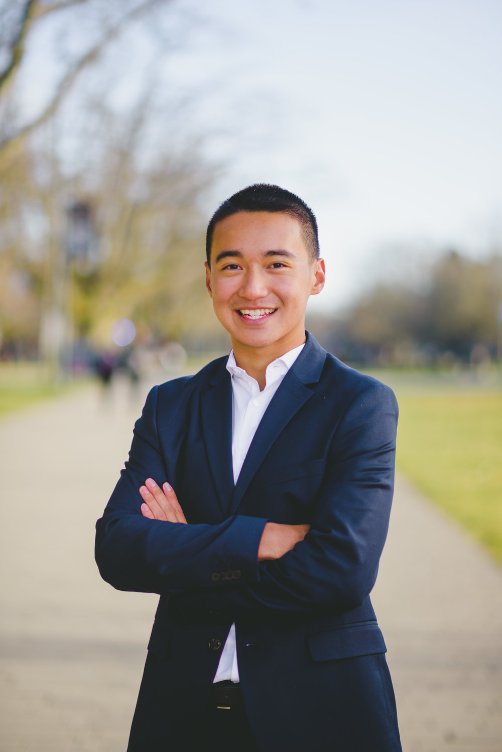 Ryan Wong - My name is Ryan Wong, I am a Bachelor of International Economics student and I am extremely excited to be running to be your next VSEUS President. This past year I have served in multiple roles on VSEUS, most notably as Associate Vice-President Administration. I have served on committees across different portfolios, and Chaired the Merchandise Committee and Recognized Clubs Committee. I have had the privilege of working with such a talented executive team this year and if elected, I look forward to continuing the good work that the team has accomplished.My platform is based upon 3 pillars:1. Increase Communication - Enhance VSEUS communication internally to create a more productive working environment and work with the VP Admin to ensure the Code of Procedures reflects this.2. Accessibility and Engagement - Make VSEUS more accessible and engaged within the Econ community and also work with the AMS Rep to be more engaged with the AMS and broader UBC community.3. Brand - Improve the VSEUS brand and image to create a larger presence within the VSE and university.I am eager to get to work for you all and just remember a Vote for Wong is never wrong!