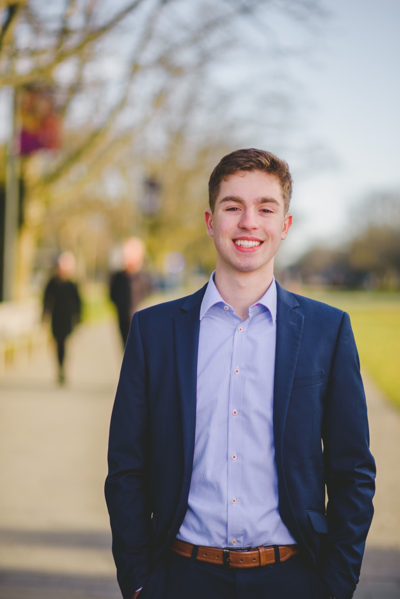Nick Harterre - My name is Nick, and I couldn't be more thrilled to have the chance to serve as your next AMS Representative! As a first-year student enrolled in the BIE program, I have served as the Member-At-Large with the AMS's Operations Committee since September, and I am excited to now bring our collective VSEUS voice to AMS council. Over the next year, my energy will be focused on the following:• Active Representation: count on me to be fully involved in the workings of AMS committees, as well as assisting the great work your next VSEUS executive will take on.• Prevention and Survivor-Centric Support: it's time for VSEUS to take advantage of existing AMS and SASC campaigns and programs to help prevent and support survivors of sexual harassment and assault.• Sustainability: support the ongoing work of the AMS to make our campus a leader in sustainability. I look forward to meeting you, working with you and bringing a strong voice to AMS Council. Let's make sure that we have a real VSEUS presence over the next year as we contemplate a Fall Break, continue our support for SASC and keep making life as a UBC student as exciting as we can!Thank you,Nicholas Harterrevotenick@icloud.com705.363.5394