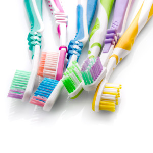Toothbrush at Call Family Dentistry