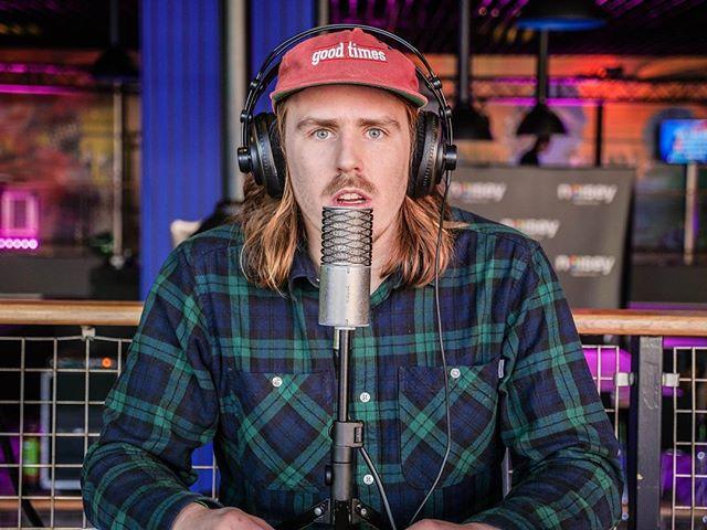 Eerste podcast vanaf Eurosonic Noorderslag met Vincent J. Patty online! 📷: Martijn Groeneveld