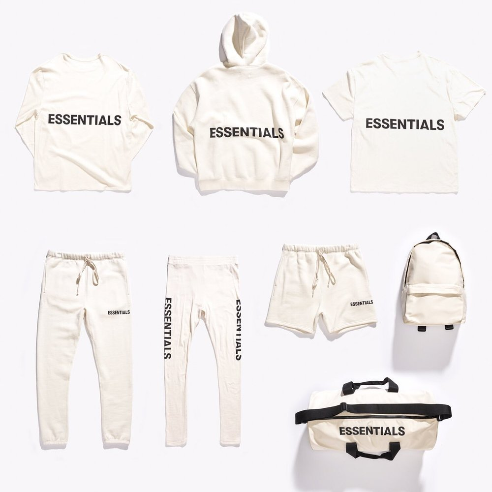 FOG Fear of god essentials Deadlaced