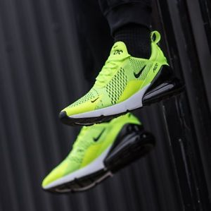 The Nike Air Max 270 Men's Shoe is inspired by two icons of big Air: the Air Max 180 and Air Max 93. It features Nike's biggest heel Air unit yet for a super-soft ride that feels as impossible as it looks.