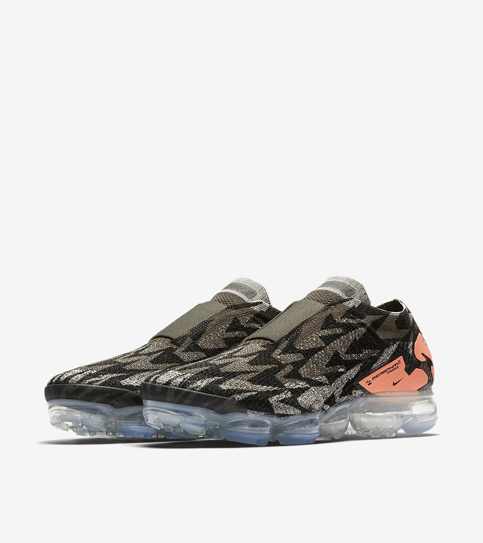 a7c960a5d63 Nike and Acronym ® founder Errolson Hugh reimagine the pioneering Nike Air  VaporMax. The design