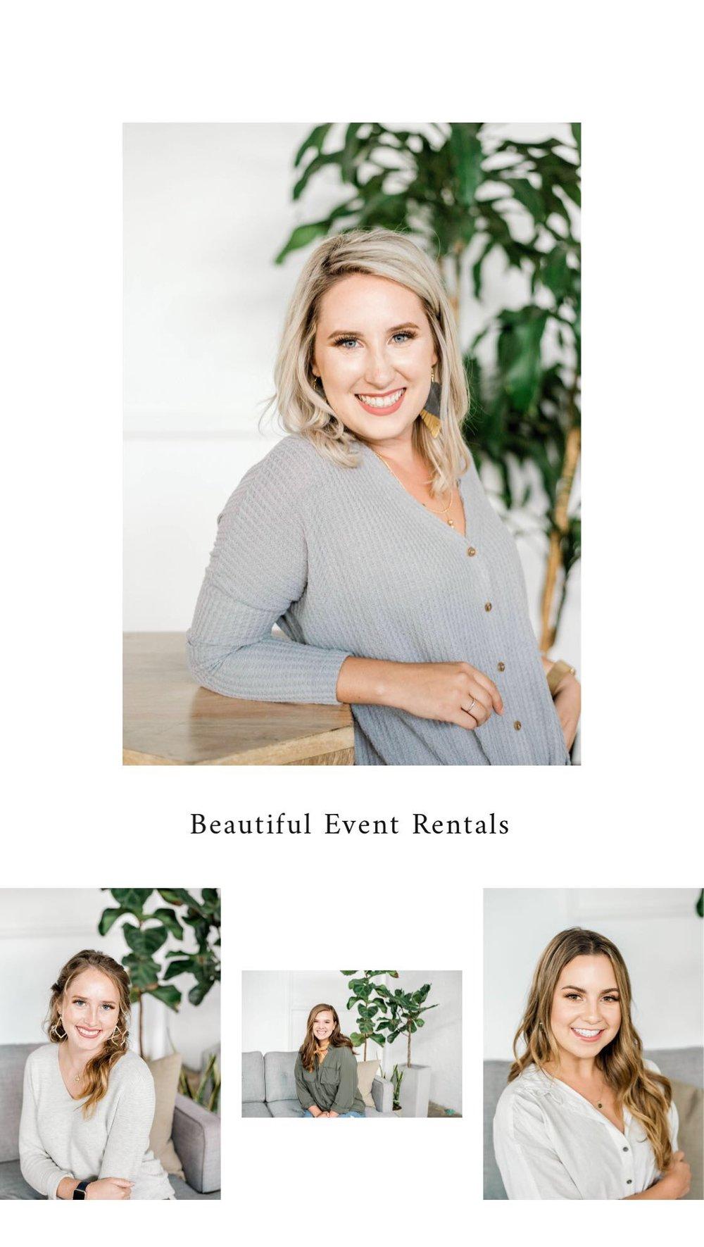 Beautiful Event Rentals