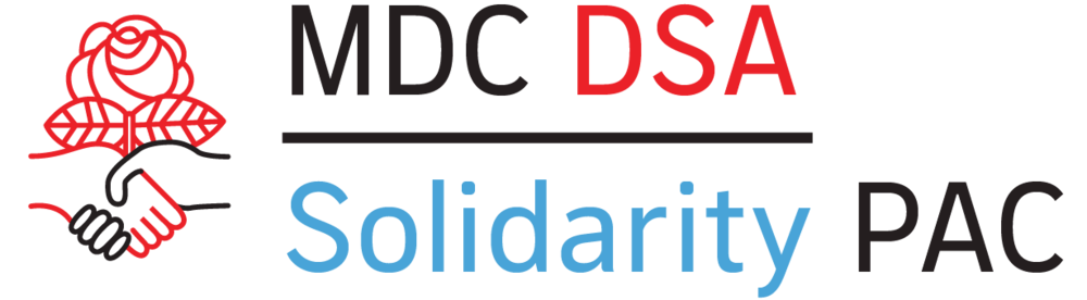 Donate — MDC DSA Solidarity PAC