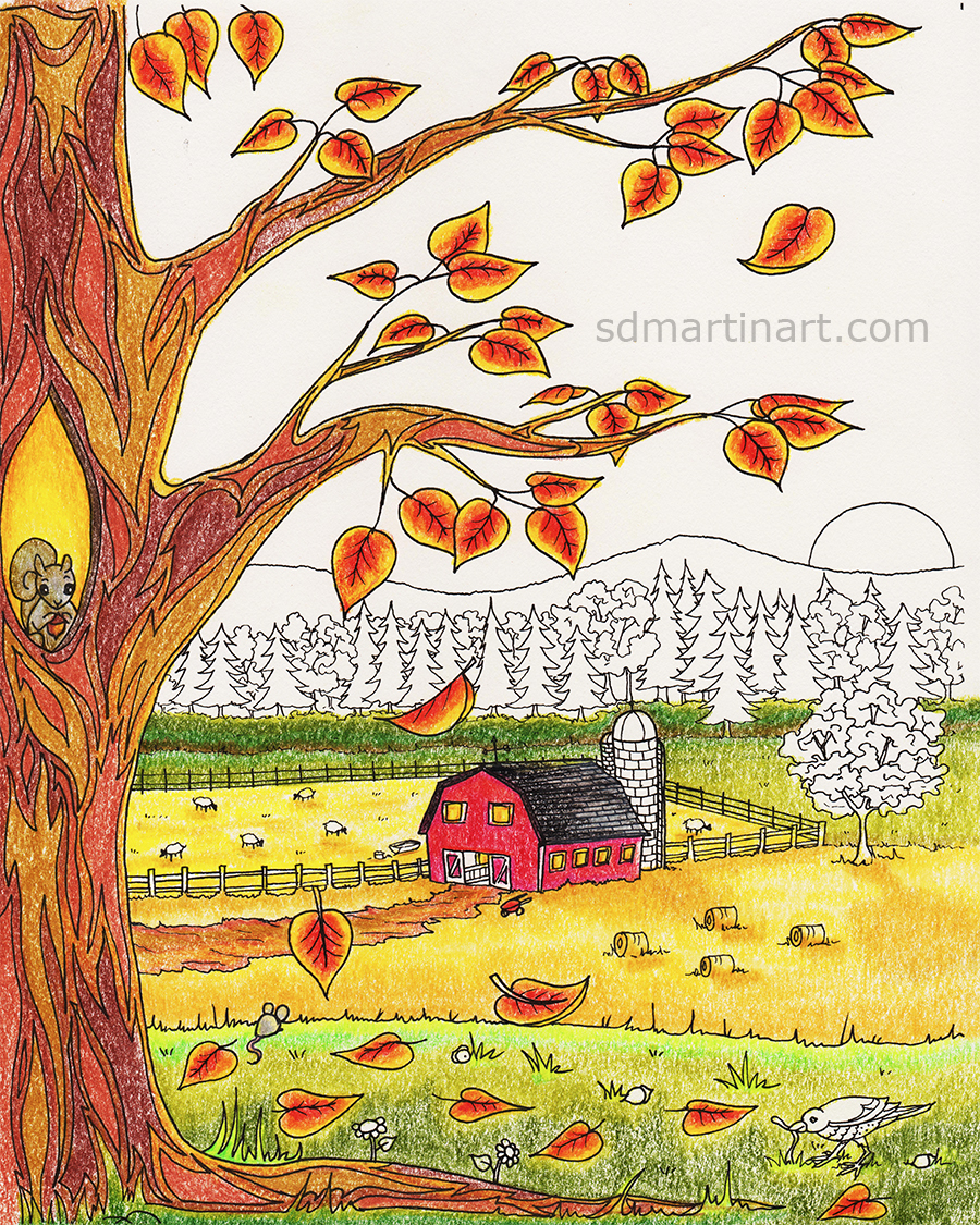 Fall Farm Coloring Page Progress 2_edited_LR with WM.jpg