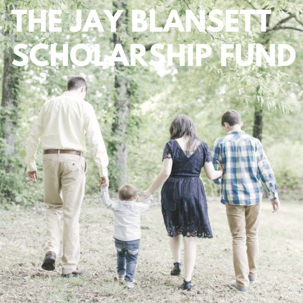 """when you have more than you need, build a longer table, not a higher fence. - The story of Jay Blansett is one of humble, sacrificial generosity for the orphan.When you give to King's Ranch, you honor Mr. Blansett and countless others who have gone before you to supply for the needs of the least of these.""""Truly I tell you, whatever you did for one the least of these brothers and sisters of mine, you did for Me"""" (Matthew 25:40)."""