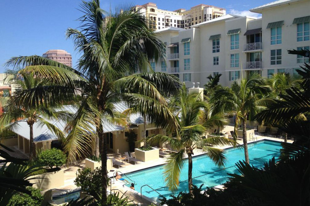 City Palms - Luxury High Rise in Downtown West Palm Beach, FL