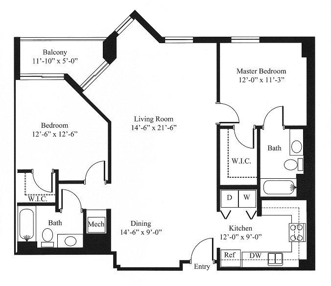 Orchid Floor Plan 9
