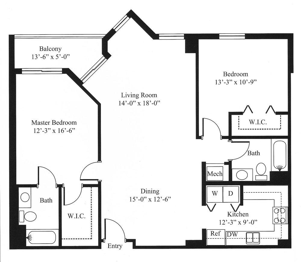 Lotus Floor Plan 6