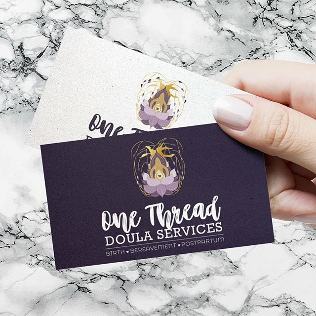So excited to finally announce this little beauty! . I consider branding an experience and that's how I like to treat it with my clients. Branding is the life of the business, the heart that is real and beating. . After hearing a beautiful background story from this client and discussing the beating heart that will be this new brand, I was overwhelmed with joy & pressure to make it perfect. There is so much meaning, so much symbolism packed into this little beauty. I am so excited to finally announce it to you all and I hope you enjoy her as much as we do ❤️ . Introducing One Thread Doula Services. . . . #birthbusiness #doulalogo #imadoula #imagraphicdesigner #logodesign #branding #birthbranding #birthwork #birthworker #doulabusiness #birthgoddess #bereavementdoula #birthdoula #lynchburgdoula