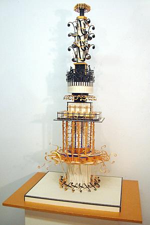 Linda Ganjian - Coptic Tower