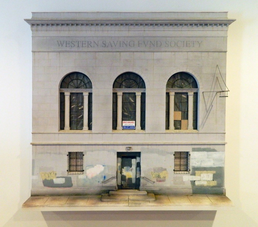 Western Saving Fund Society by Drew Leshko