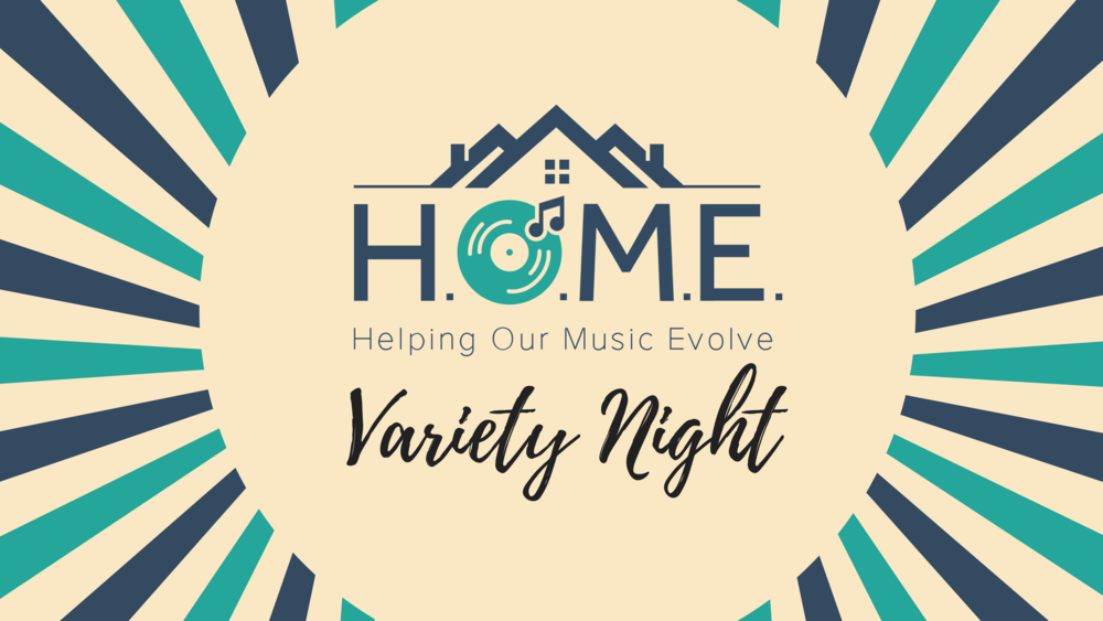 "Join us every Thursday night at HOME for ""Variety Night "" (5:00-9:00)  Are you a Musician looking for some new mates - join us in the HOME Space for a jam.  Got new music you wanna share? We'll ""Pass the Aux Chord"" and let you showcase your latest masterpiece in the studio for all the Homies to hear.  Want to test out some new material in front of your peers, we've got an open mic with your name on it. Bonus* our HOME Stage makes for some great pics & video for your social feed.  Need to expand your writing Rolodex? Drop your name in the co-writing roulette bucket and we'll set you up with another random Homie to collaborate right then and there.  Just looking to connect with others, join the networking group in the rec hall for some fun games and conversation. Billiards, ping pong, shuffle board, darts, giant Jenga, board games, and more!  All Homies and their guests are welcome.  For more information click HERE!"