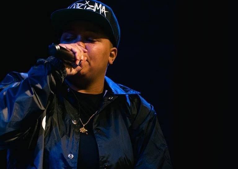 Hip-hop Unicorn With a Vision - Karizma