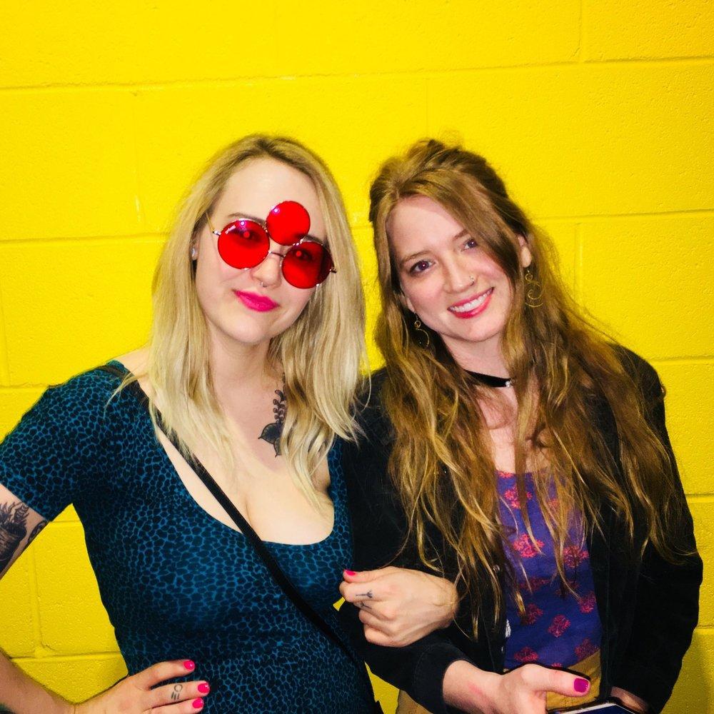 Far Out Fest Fierce Female Duo - Kari Leigh Ames & Brianne O'Neill
