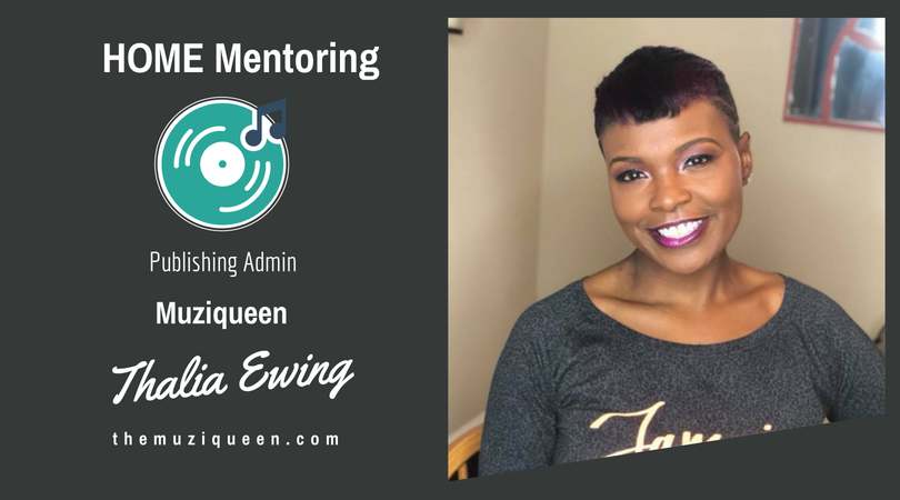 HOME Mentoring with Thalia Ewing   Tuesday, 9/25 6:00-6:45 pm & 7:00 - 7:45 pm   Email Trina@helpingMusic.org to reserve your spot