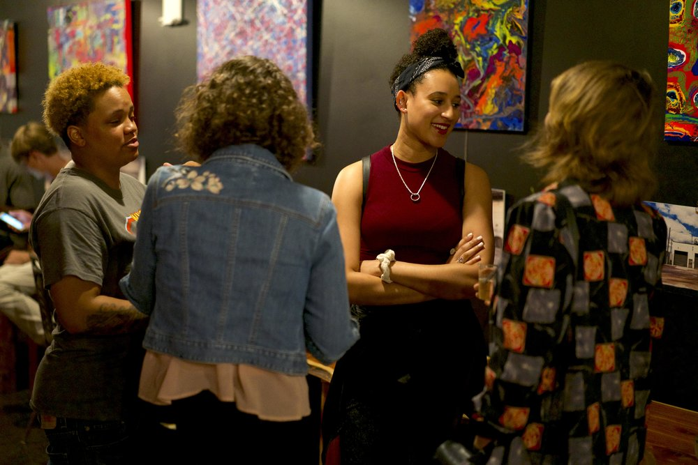 HOME for Music Creators - If you have a busy schedule and are hoping to utilize HOME for networking, programs, and evening hang space, Creative membership is the perfect place to start!