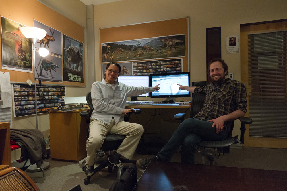Working with Will Reichelt Visual Effects Supervisor