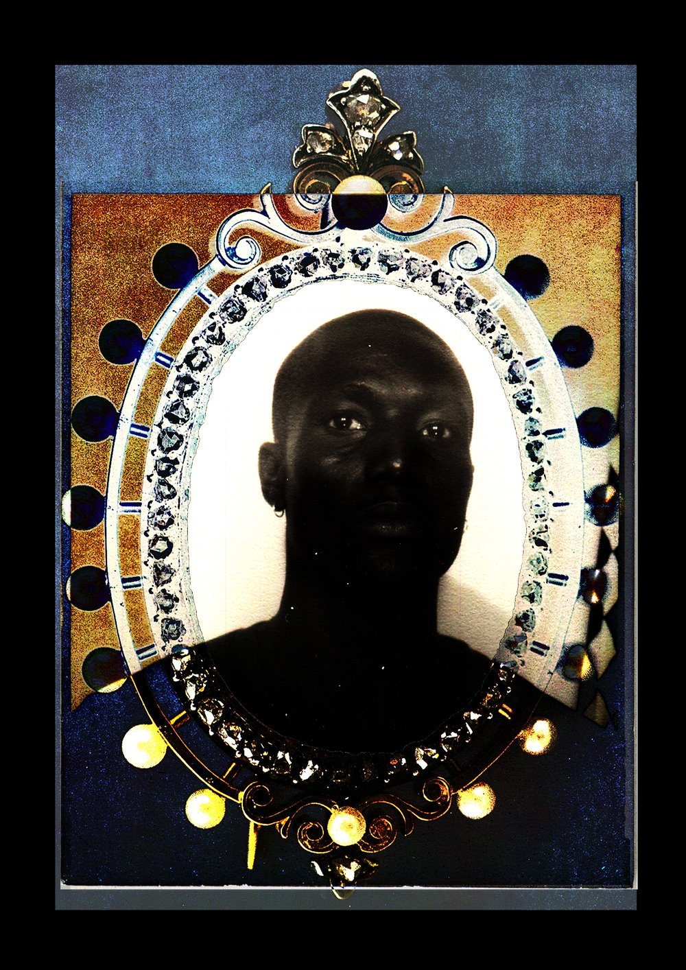 Self Portrait (Heirloom)