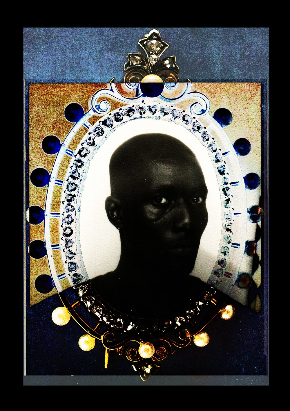 Self Portrait (Heirloom)