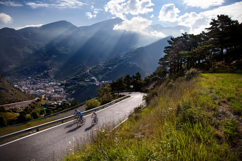 Andorra - home to 43 World tour pros and some stunning climbs