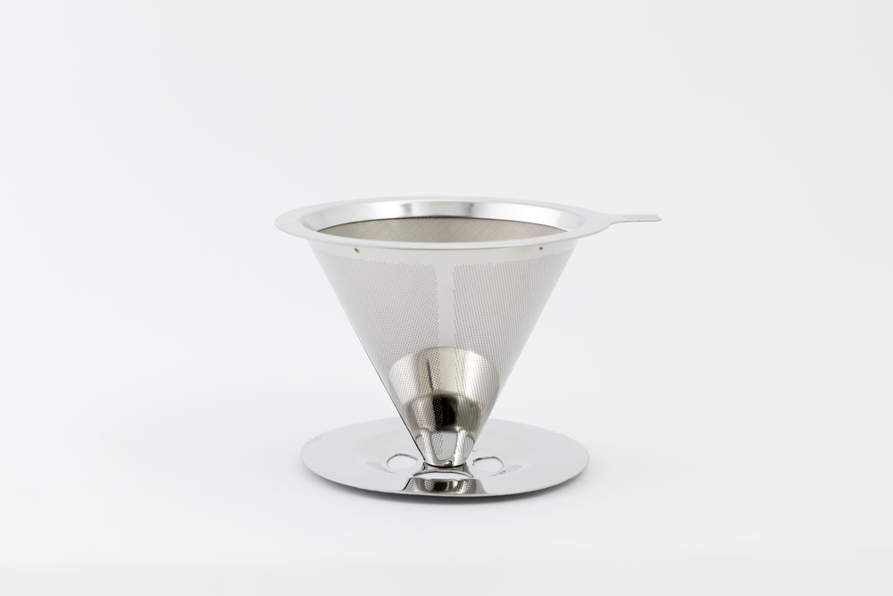 POUR OVER COFFEE DRIPPER  1-2 CUP   BUY NOW!