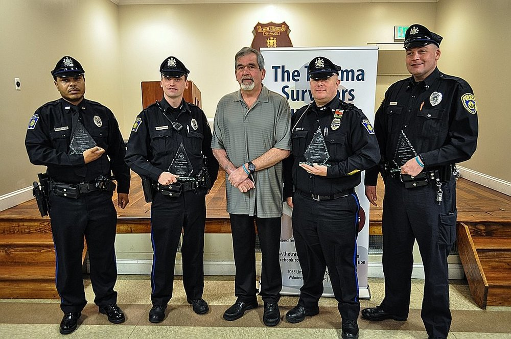 Public Safety Awards... - To date, we have honored 20 members of the Emergency Services with the Dr. Sandra Gibney Public Safety Award and the Alyse Alvini Personal Hero Award.
