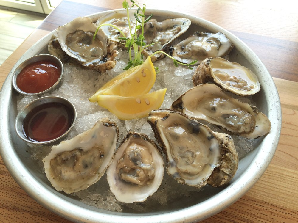 Doc Magroganu0027s Oyster House Is Located In The Townsendu0027s Inlet At The  Southern Tip Of Sea Isle City, NJ And On The Border Of Avalon, NJ.