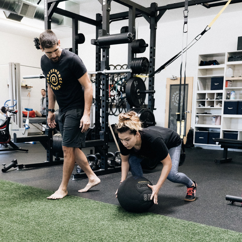 the guidance you need - Regardless of which membership plan you choose, you will always have a certified strength & conditioning coach leading you and your group of training mates. They will make sure you are moving and exercising correctly while pushing you to perform at your best level.