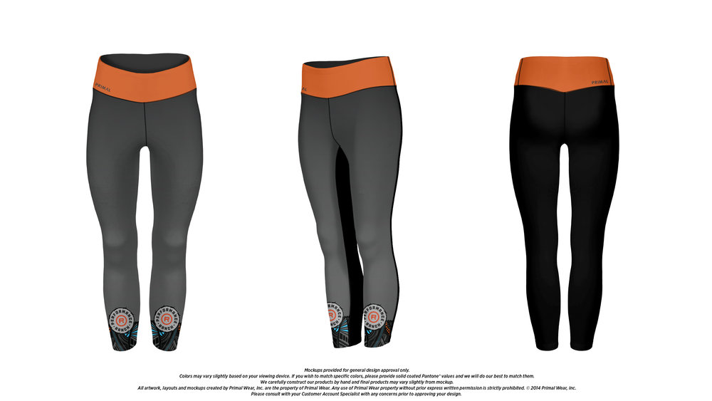 Performance Ranch Tights   Click Here  to Pre-Order - $60