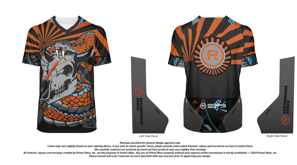 MTB Short Sleeve Jersey   Click Here  to Pre-Order - $66