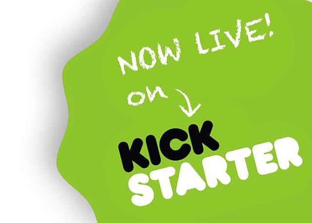 Still early birds available so act fast. Now live on #kickstarter
