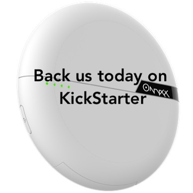 Here's an option that may happen a white #onyxx back us today on #Kickstarter #want #need #cool #tech