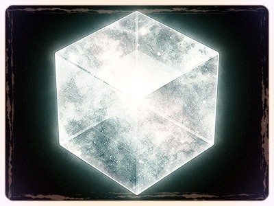 Tesseract by Louie Mantia.
