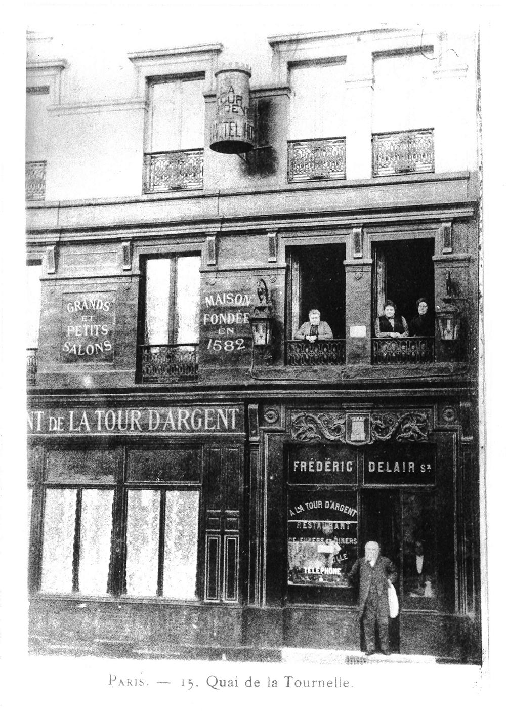 La Tour d'Argent, Photo courtesy of ARTCURIAL Auction House