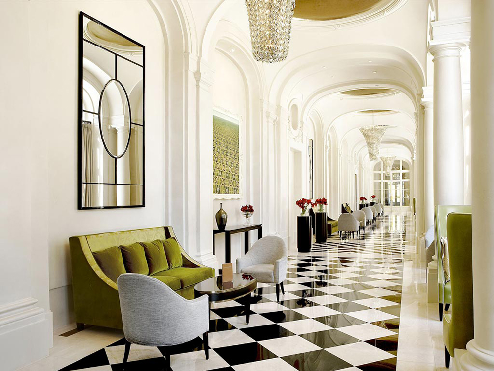 Photo courtesy of Trianon Palace