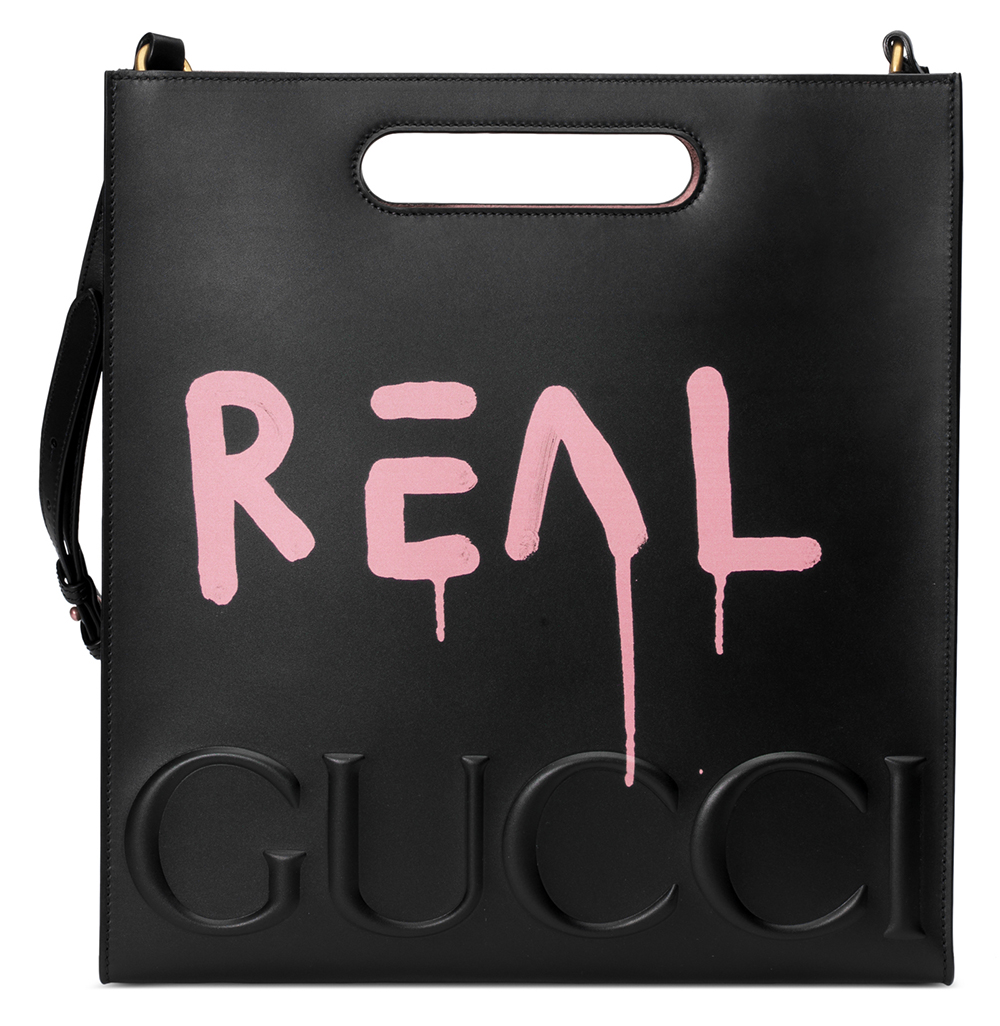 Gucci 2017 SS Women's Pre Collection - Handbag - GucciGhost, Photo courtesy of Gucci