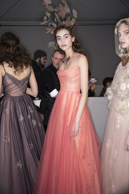 Maria Grazia Chiuri - Christian Dior,Spring 2017 Couture ©Sonny Vandevelde