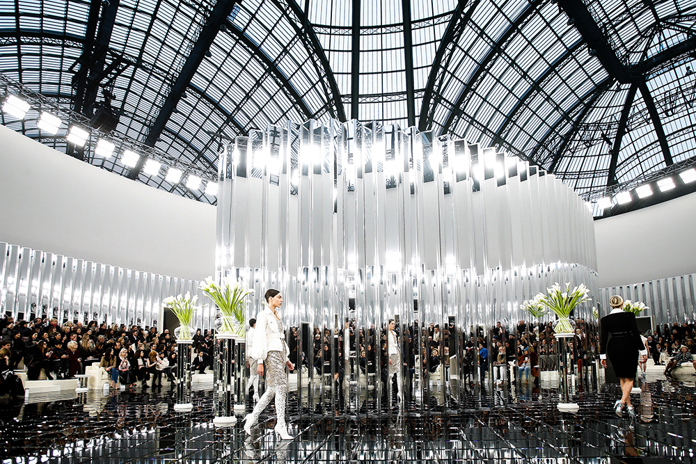 Chanel, Spring 2017 Couture © Alessandro Garofalo