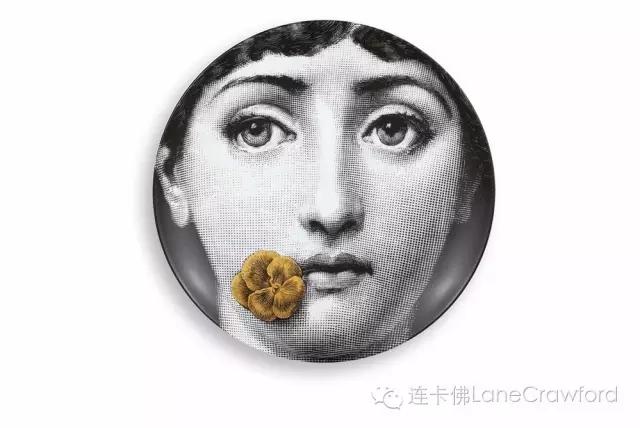 FORNASETTI 装饰性瓷碟
