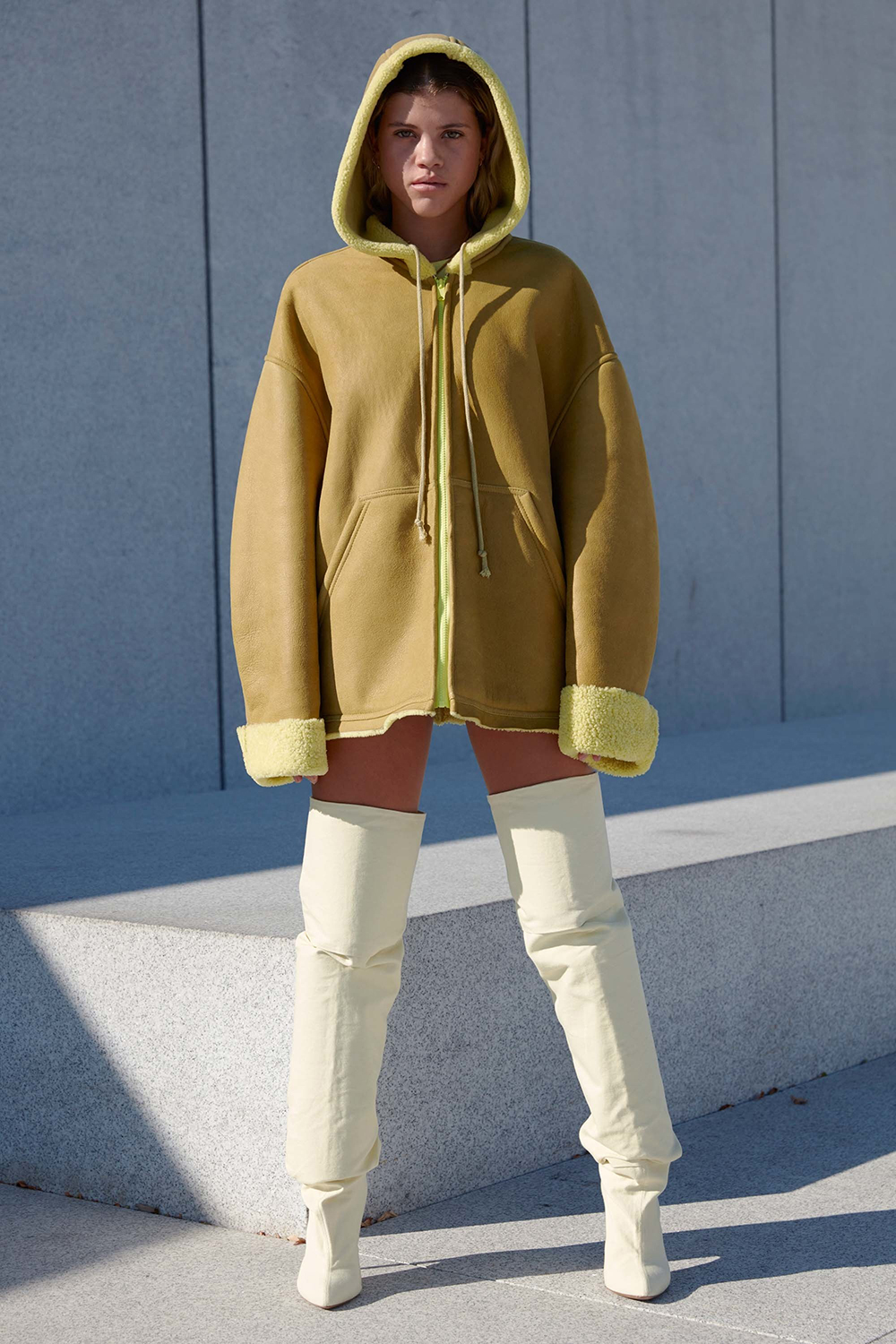 Spring 2017 Ready-To-Wear, Yeezy Season 4