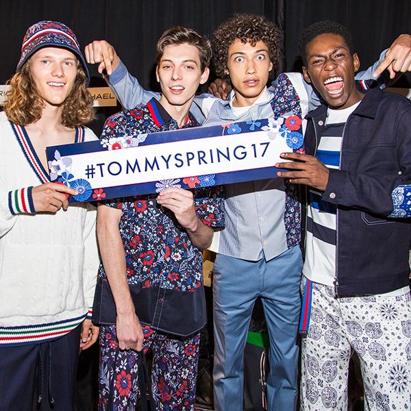 Spring 2017 Menswear, Tommy Hilfiger